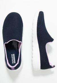 Skechers Performance - GO WALK JOY - Vandresko - navy/lavender - 1