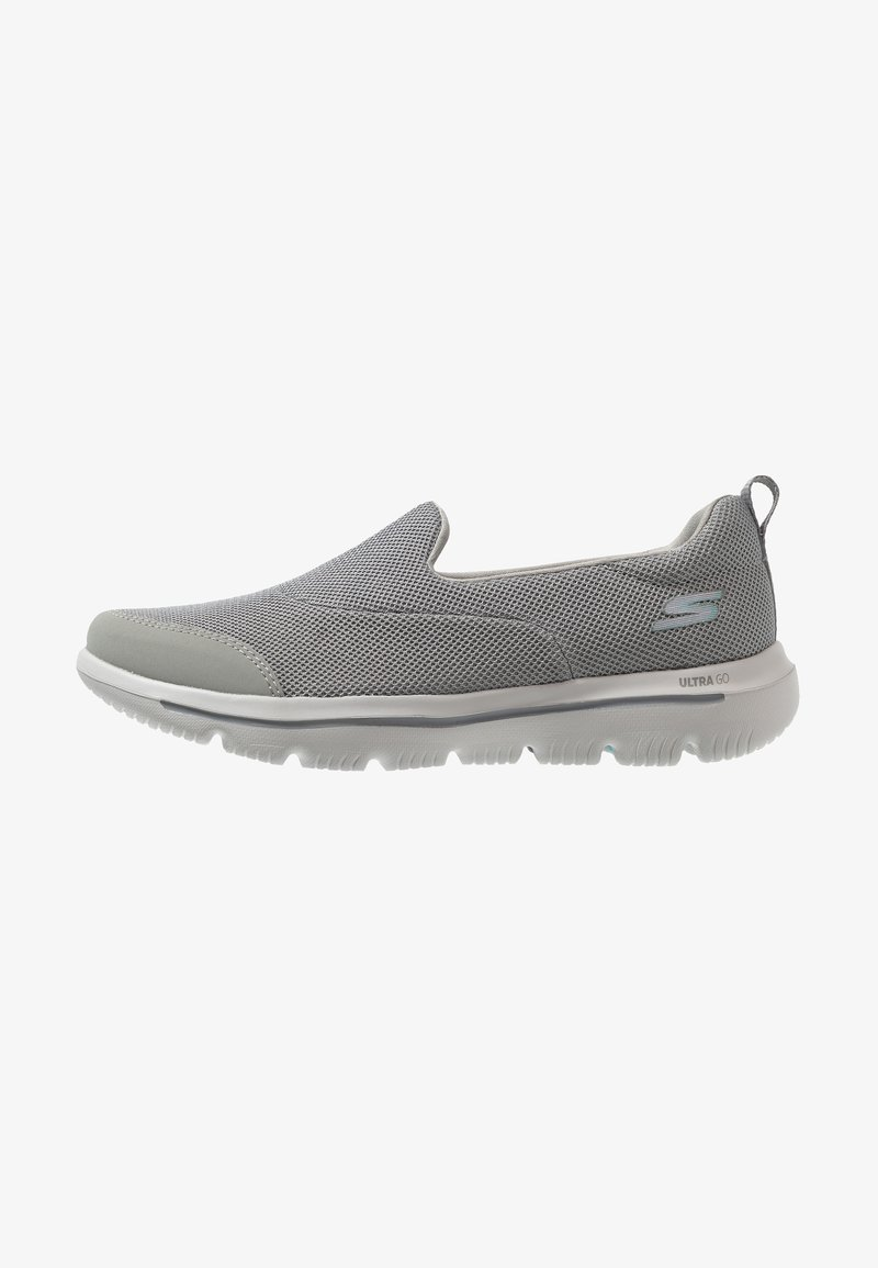 Skechers Performance - GO WALK EVOLUTION ULTRA - Chodecké tenisky - gray