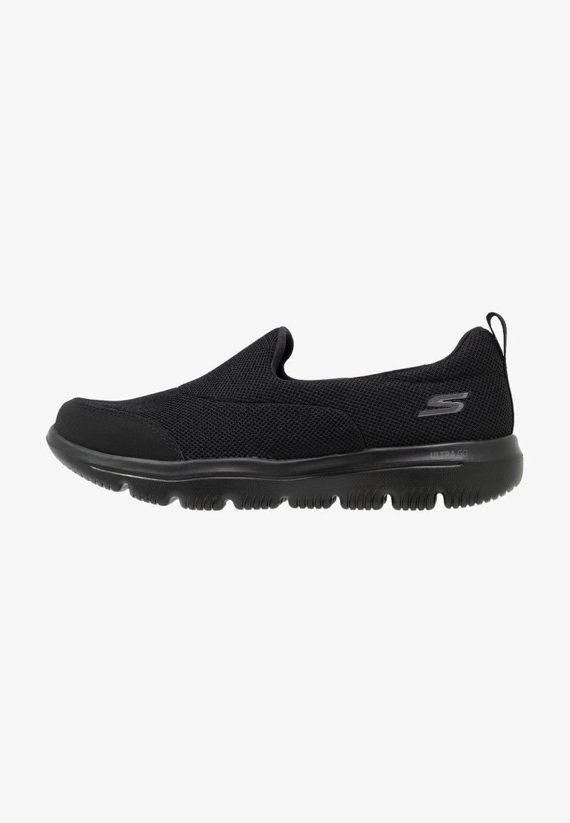 Skechers Performance - GO WALK EVOLUTION ULTRA - Vandresko - black