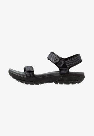 OUTDOOR ULTRA - Sandalias de senderismo - black/gray