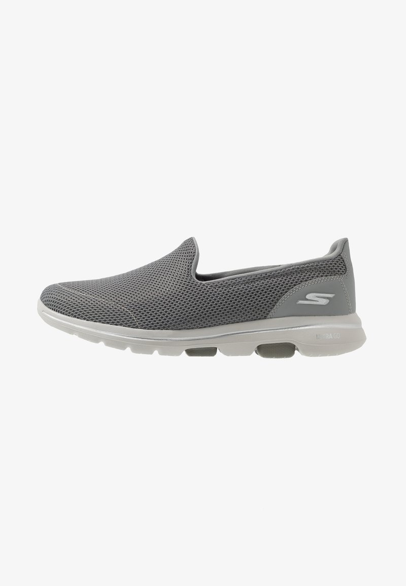 Skechers Performance - GO WALK 5 - Walking trainers - gray