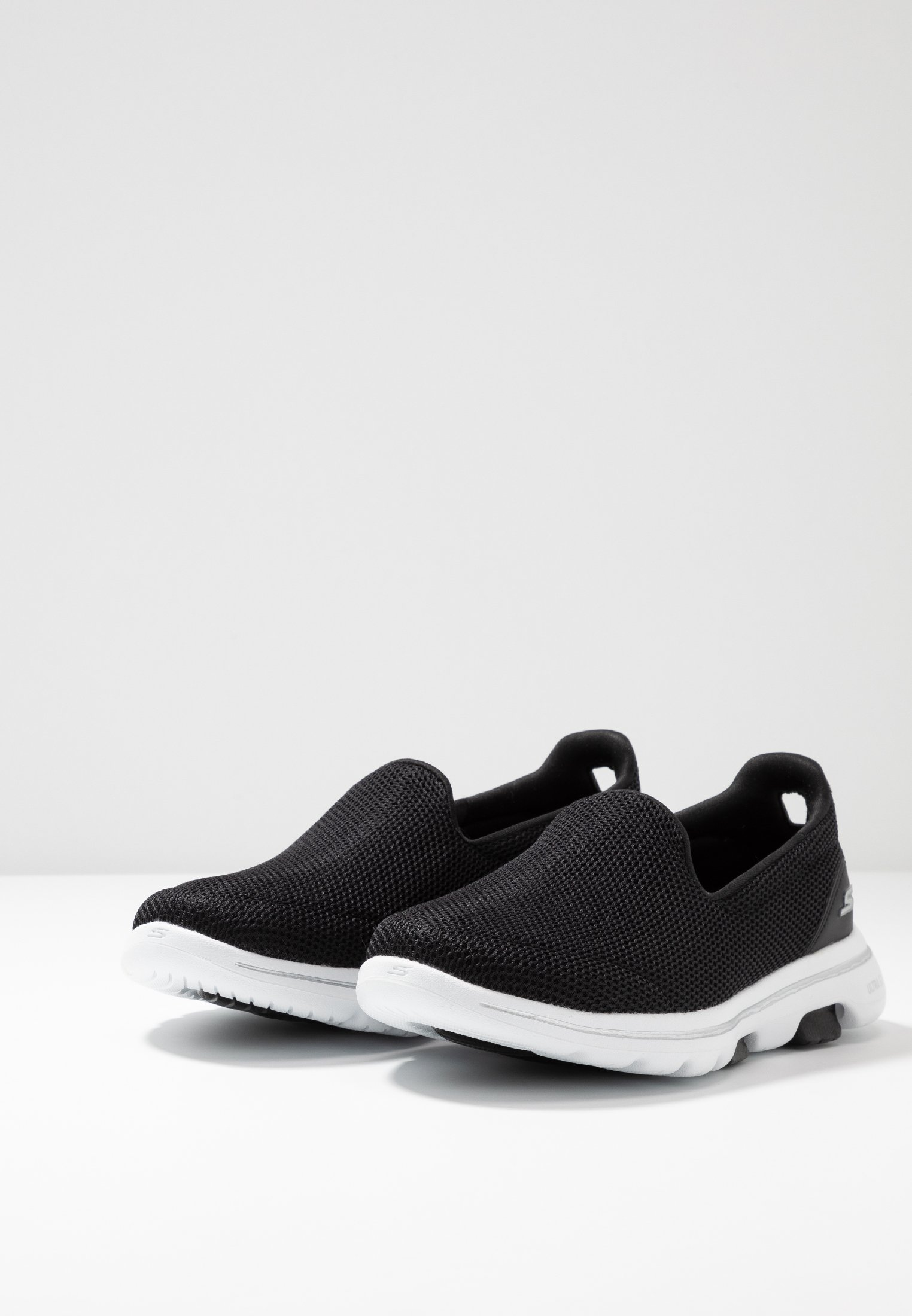 Skechers Performance Go Walk 5 - Sportieve Wandelschoenen Black/white Iz0xDxn8