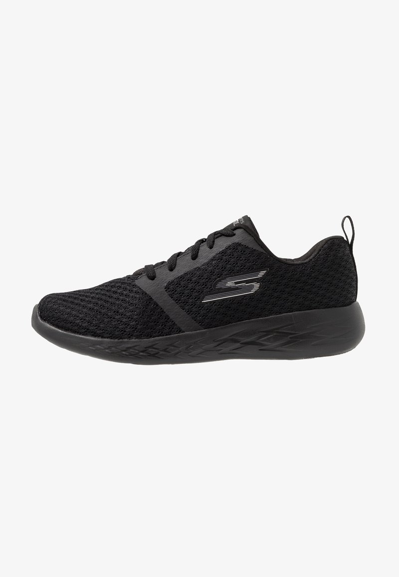 Skechers Performance - GO RUN 600 - Walking trainers - black