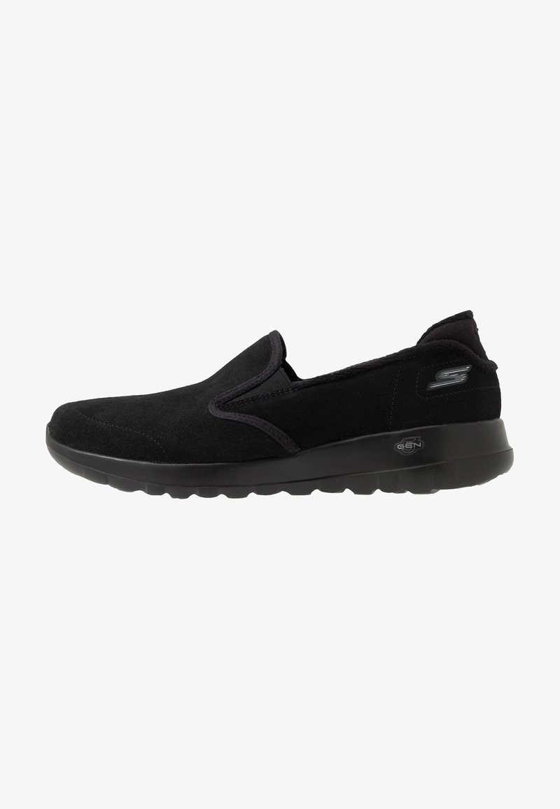 Skechers Performance - GO WALK JOY WONDROUS - Chodecké tenisky - black