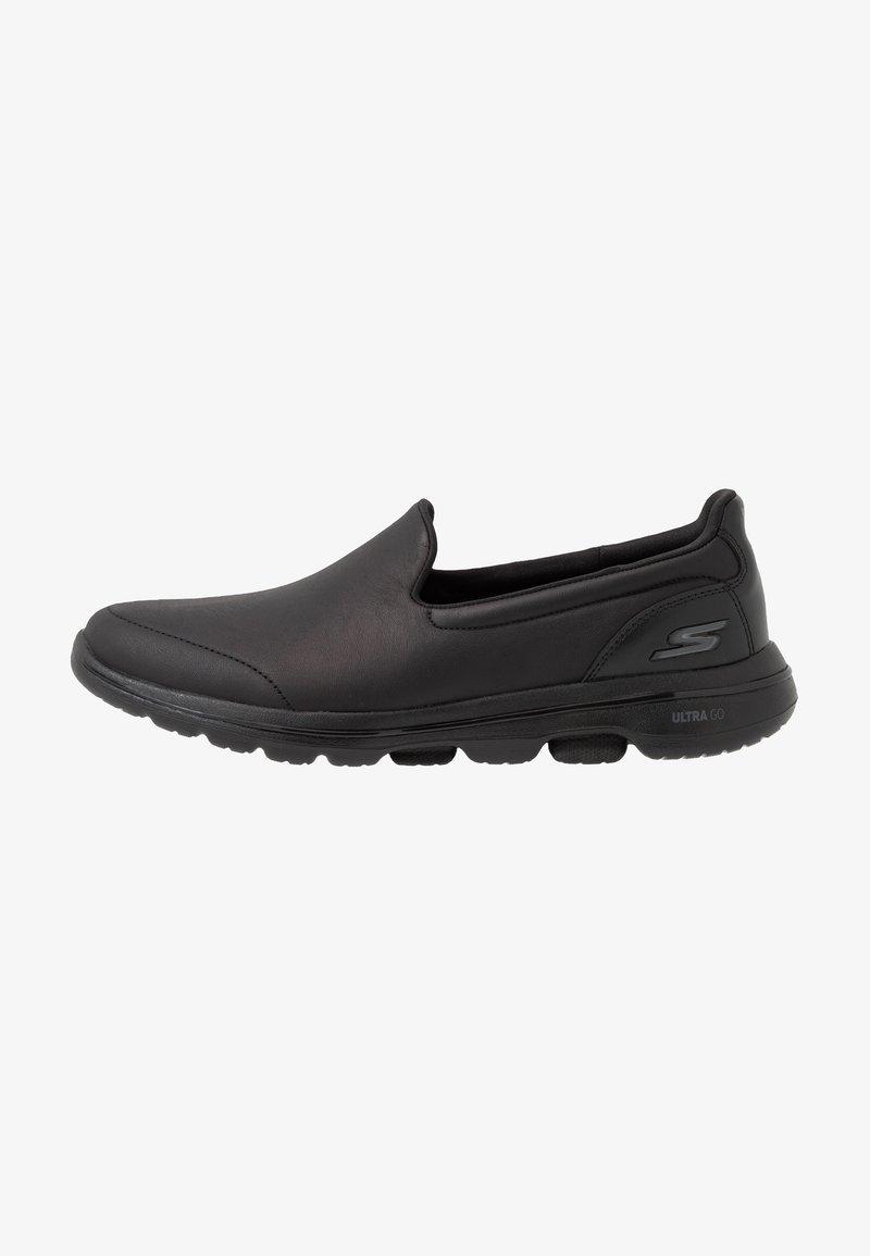 Skechers Performance - GO WALK 5 - Sportieve wandelschoenen - black