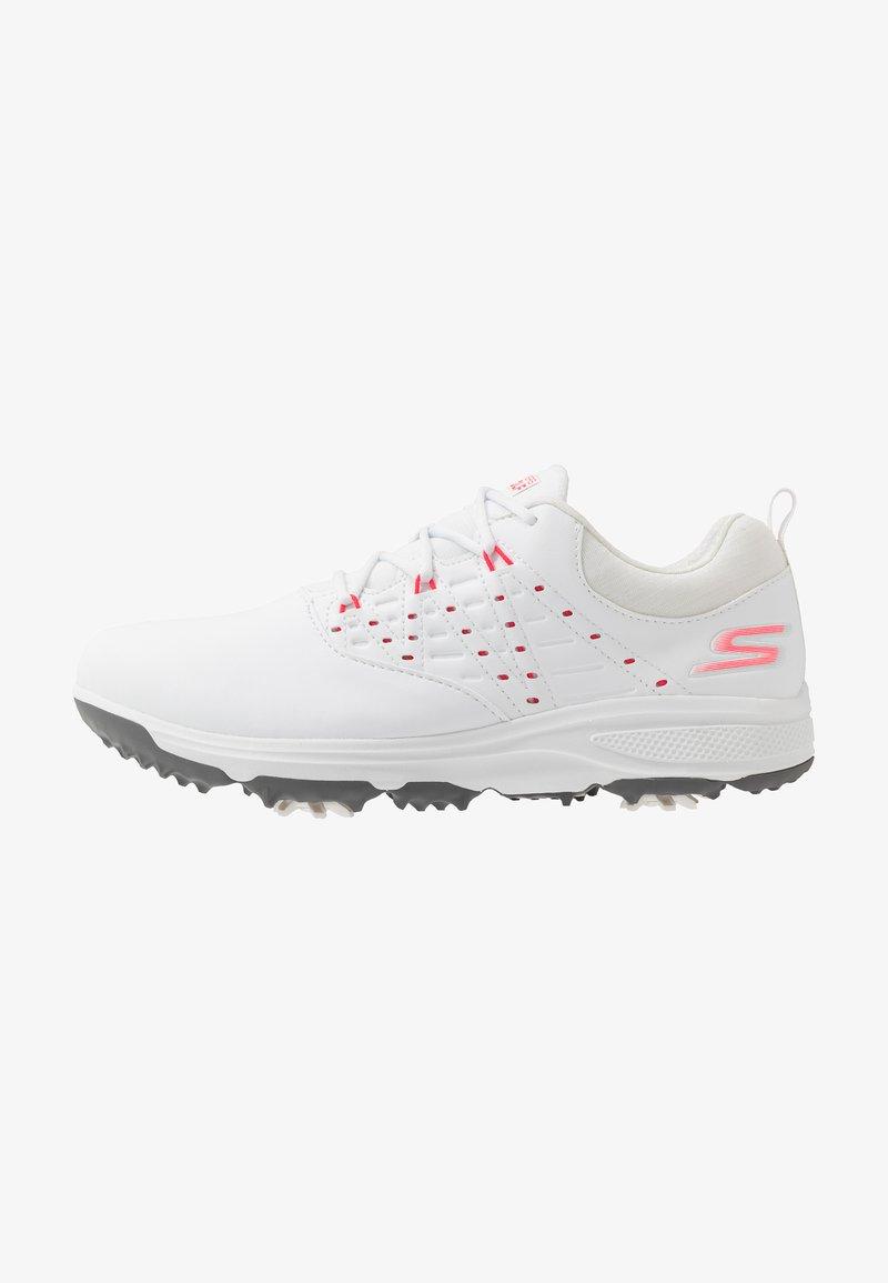 Skechers Performance - GO GOLF PRO 2 - Golfsko - white/pink