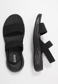 Skechers Performance - ON-THE-GO 600 - Walking sandals - black - 1