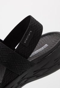 Skechers Performance - ON-THE-GO 600 - Walking sandals - black - 5