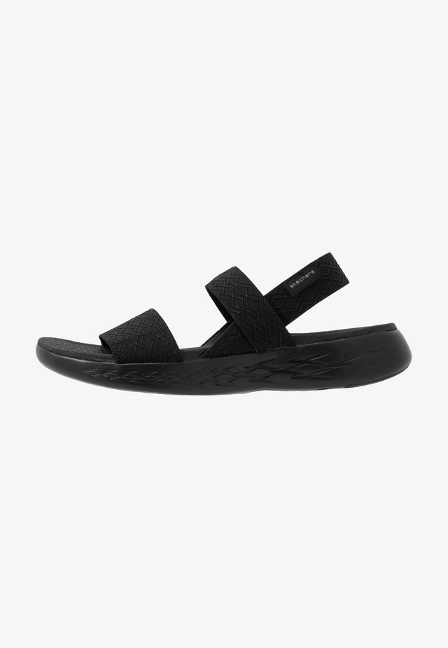 ON-THE-GO 600 - Walking sandals - black