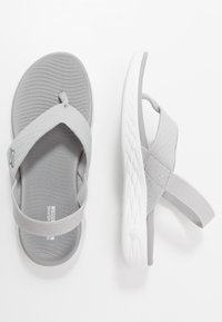 Skechers Performance - ON-THE-GO 600 - Sandalias de dedo - gray - 1