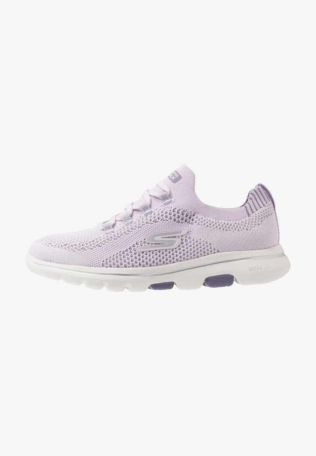 GO WALK 5 - Walking trainers - lavender