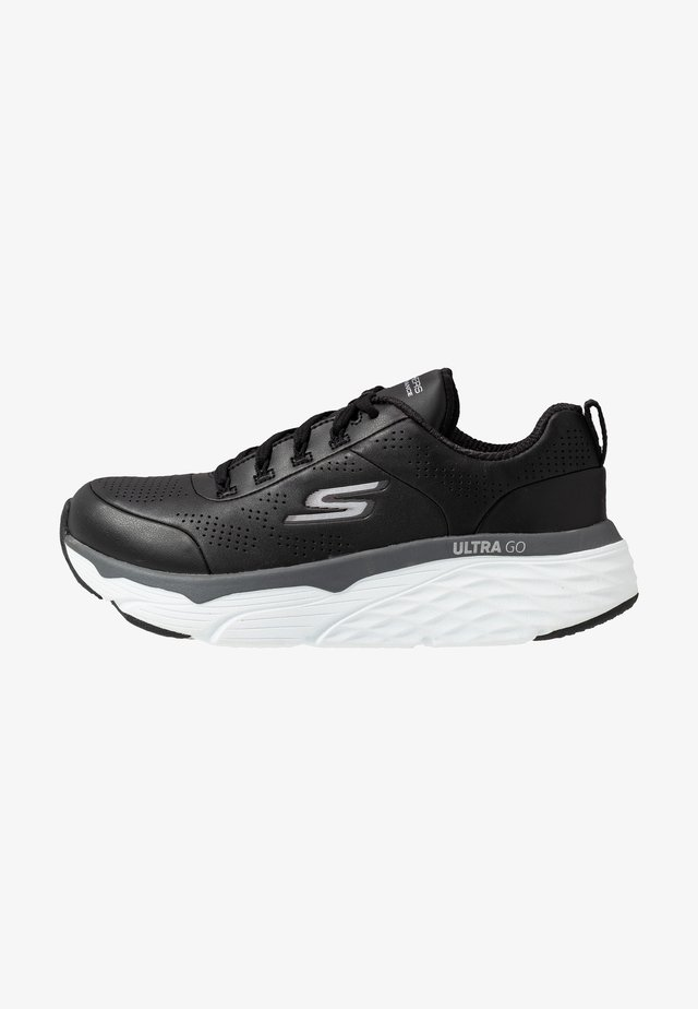 MAX CUSHIONING ELITE - Neutrale løbesko - black/white