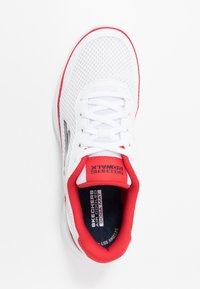 Skechers Performance - GO WALK JOY - Sportieve wandelschoenen - white/red - 1