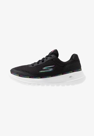GO WALK JOY - Zapatillas para caminar - black/multicolor