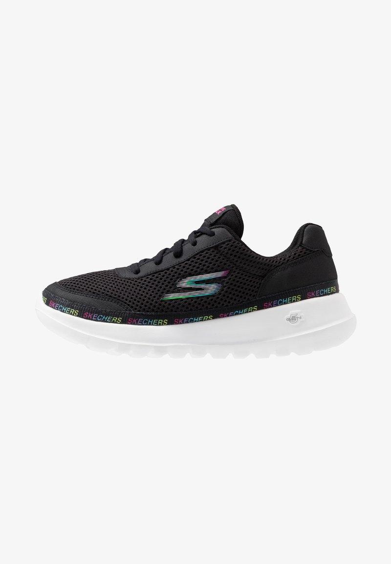 Skechers Performance - GO WALK JOY - Sportieve wandelschoenen - black/multicolor