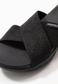 Skechers Performance - ON-THE-GO 600 - Vaellussandaalit - black - 5