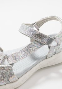 Skechers Performance - ON-THE-GO 600 - Vaellussandaalit - gray/multicolor - 5