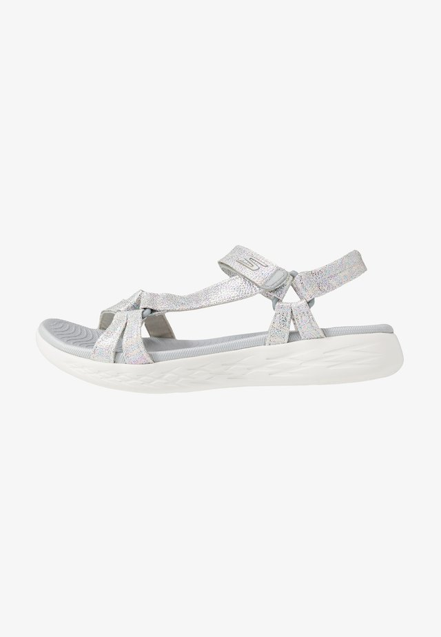 ON-THE-GO 600 - Sandalias de senderismo - gray/multicolor