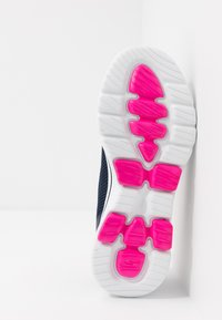 Skechers Performance - GO WALK 5 - Zapatillas para caminar - navy/hot pink - 4