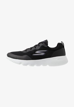 GO RUN FOCUS INSTANTLY - Sportieve wandelschoenen - black/purple