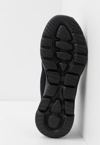 Skechers Performance - GO WALK 5 - LUCKY - Sportieve wandelschoenen - black - 4