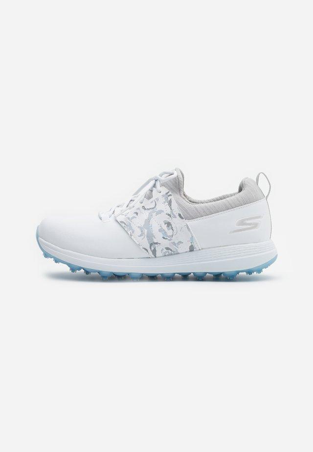 GO GOLF MAX - Golfschoenen - white/gray