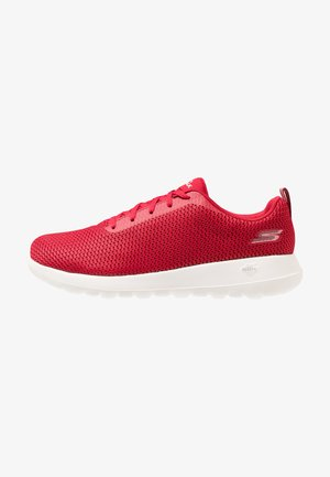 GO WALK MAX - Walking trainers - red