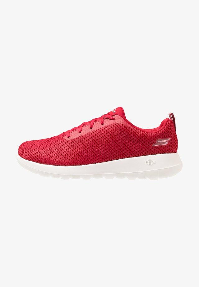 GO WALK MAX - Zapatillas para caminar - red