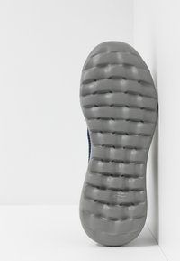Skechers Performance - GO WALK MAX - Walking trainers - navy/grey - 4
