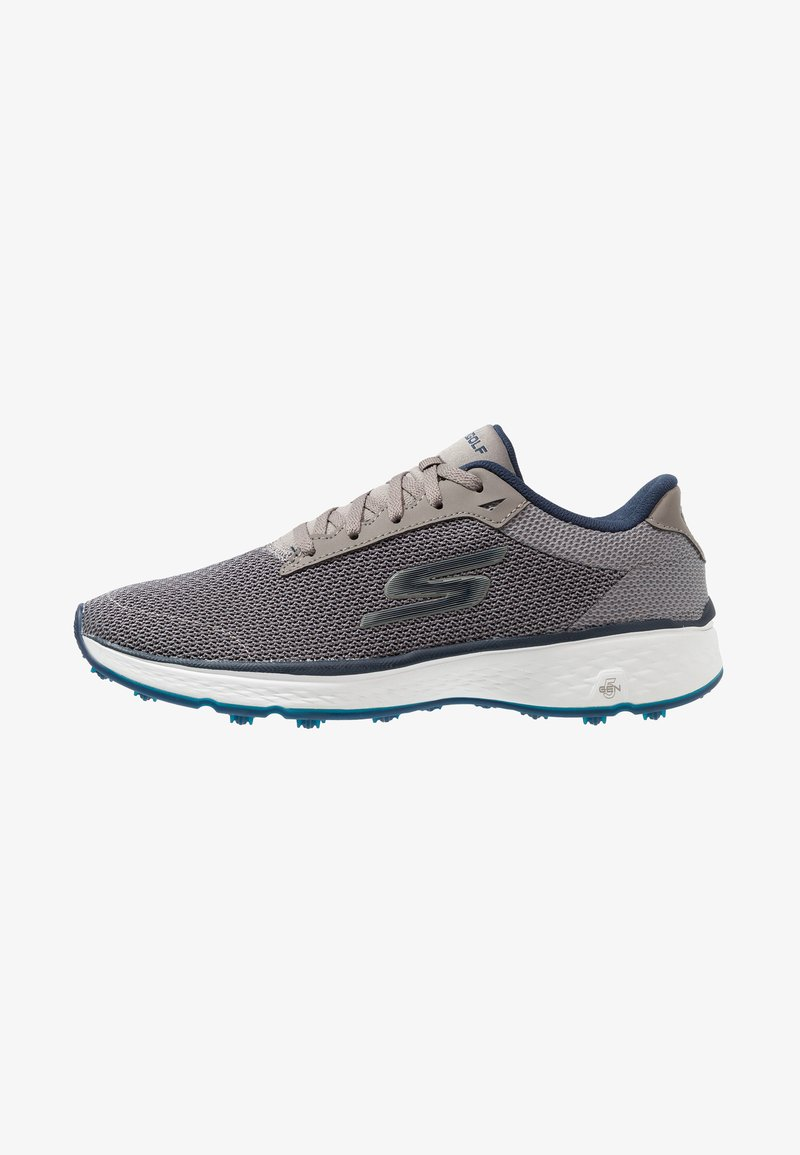 Skechers Performance - GO GOLF FAIRWAY - Golf shoes - gray/navy