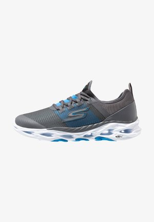 GO RUN VORTEX-STORM - Obuwie do biegania treningowe - charcoal/blue
