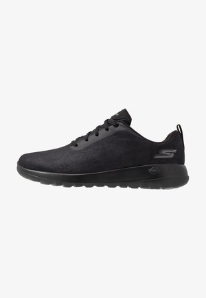 GO WALK MAX IMPACT - Walkingschuh - black