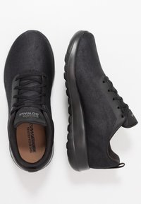 Skechers Performance - GO WALK MAX IMPACT - Zapatillas para caminar - black - 1