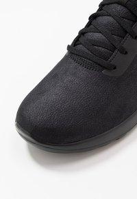 Skechers Performance - GO WALK MAX IMPACT - Zapatillas para caminar - black - 5