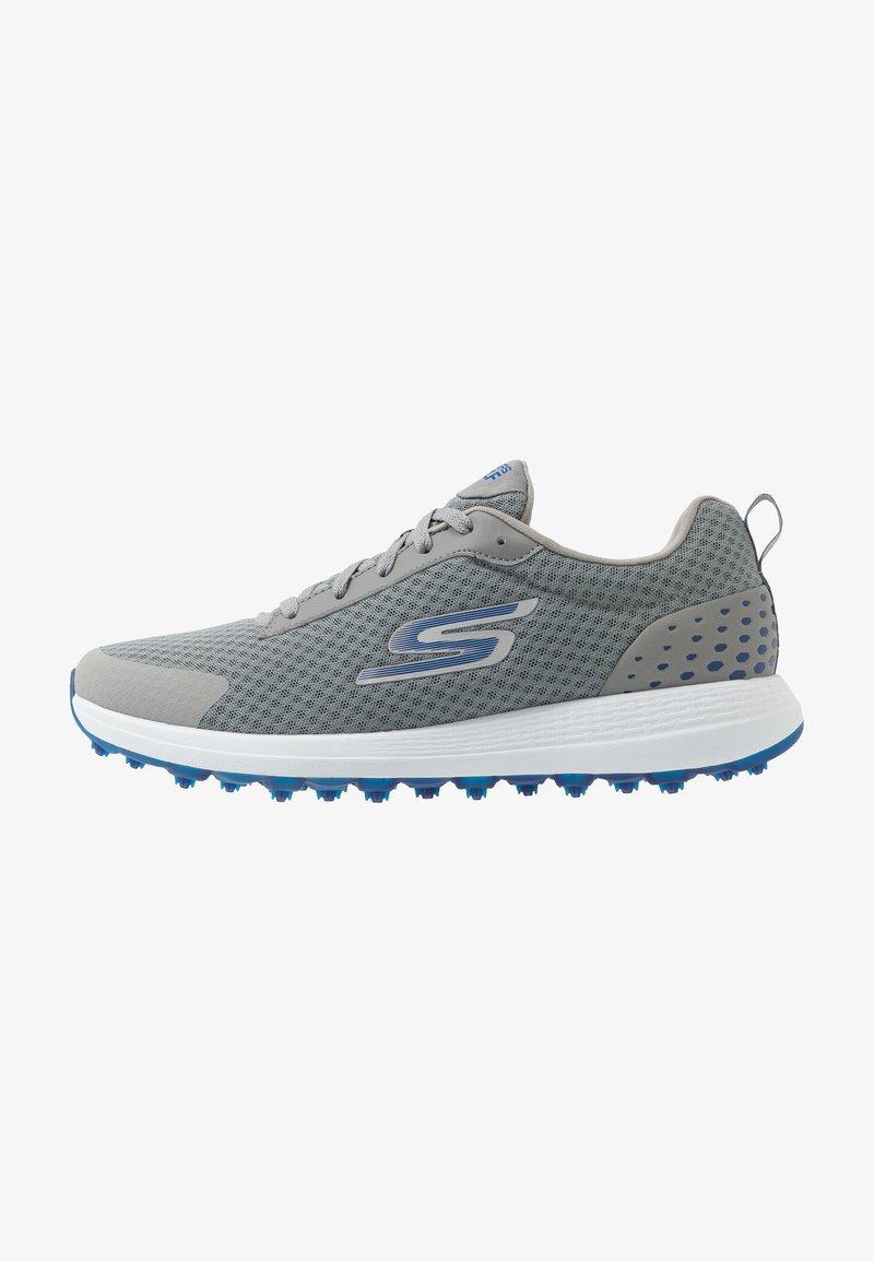 Skechers Performance - MAX FAIRWAY 2 - Golfové boty - gray/blue