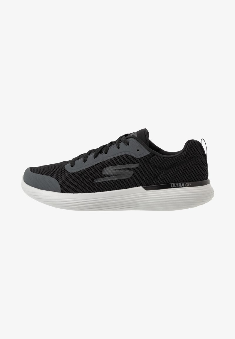 Skechers Performance - GO RUN 400 V2 - Neutral running shoes - black/grey
