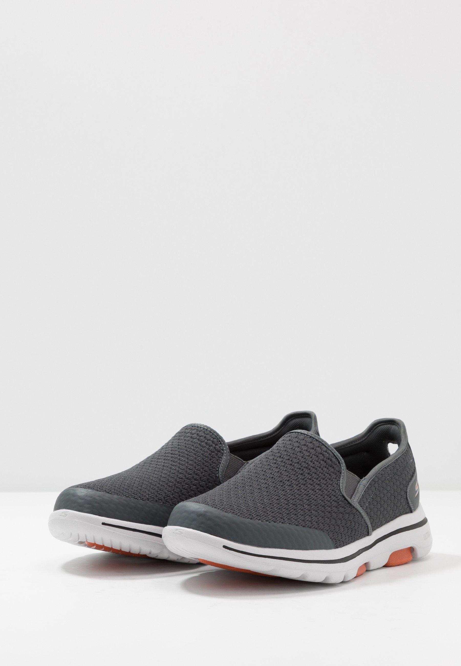 Skechers Performance Go Walk 5 Apprize - Chaussures De Course Charcoal