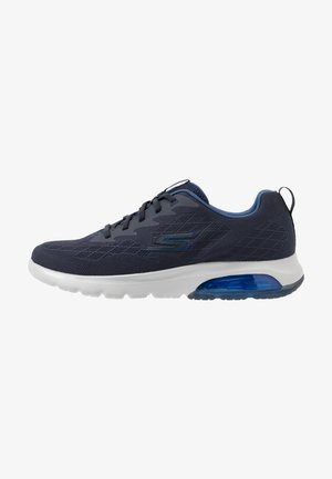 GO WALK AIR - Obuwie do biegania treningowe - navy blue