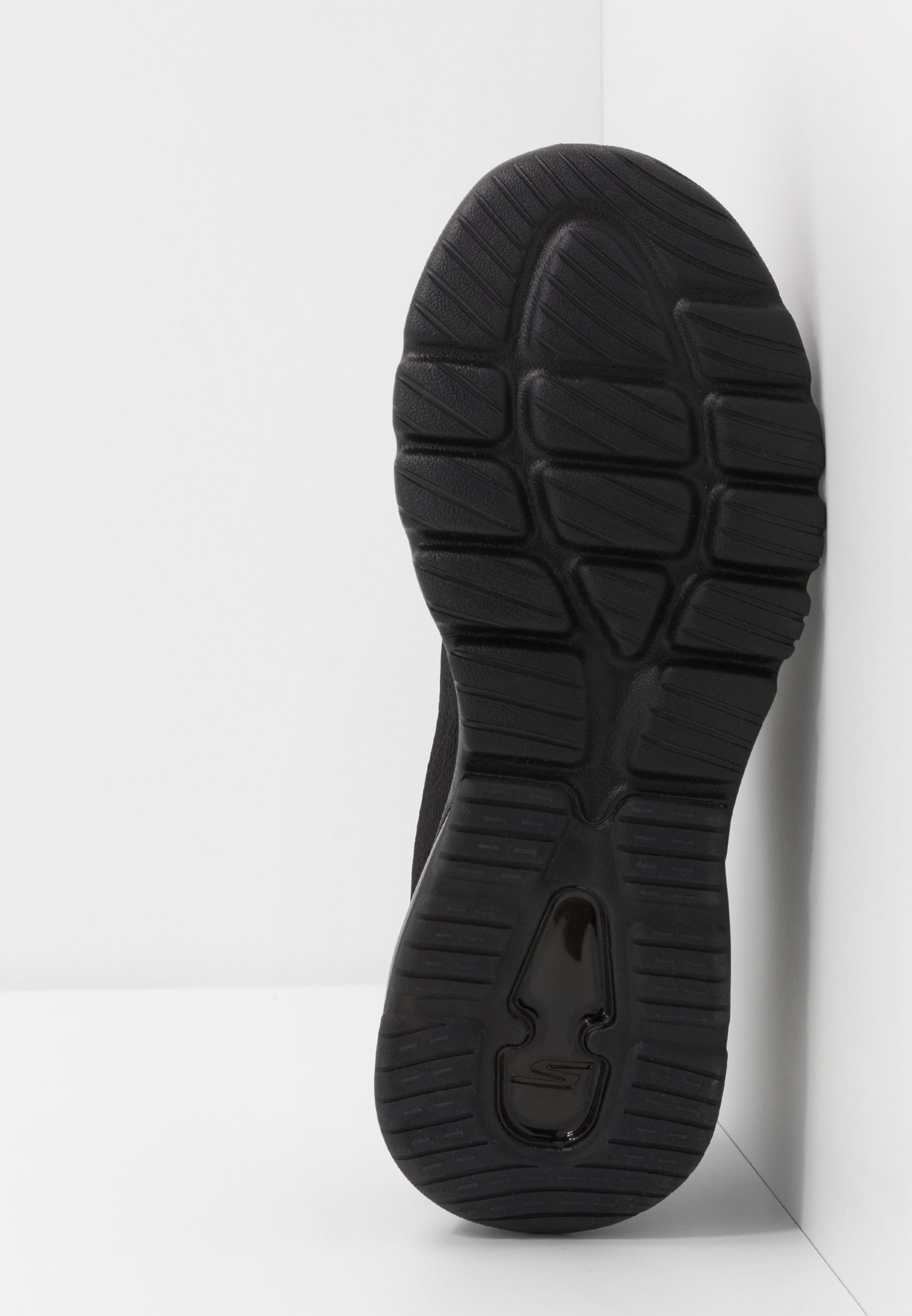 Skechers Performance Go Walk Air - Neutrala Löparskor Triple Black