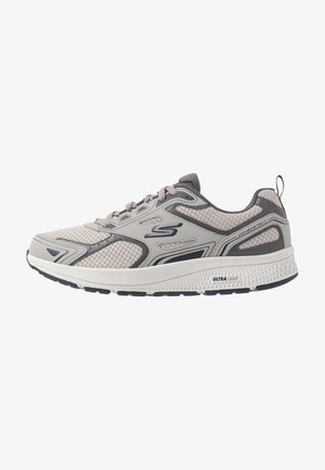 GO RUN CONSISTENT - Neutral running shoes - grey/navy
