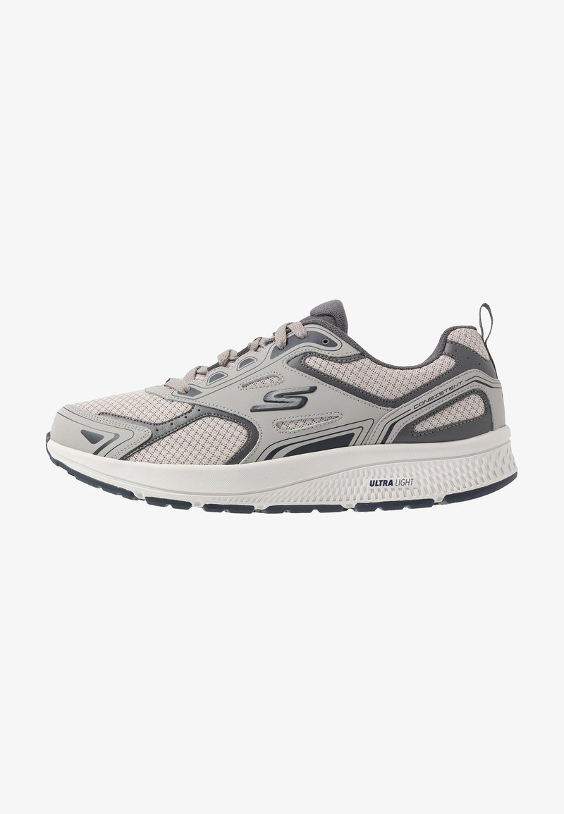 Skechers Performance - GO RUN CONSISTENT - Obuwie do biegania treningowe - grey/navy