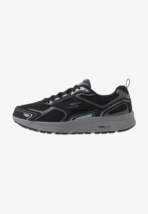 GO RUN CONSISTENT - Neutral running shoes - black/grey