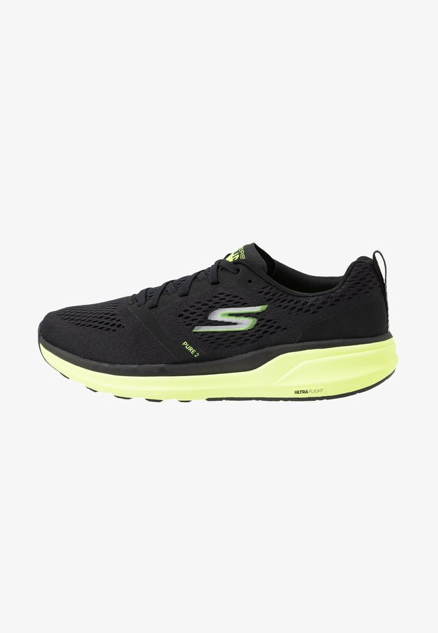 PURE 2 - Neutral running shoes - black