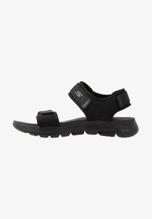 GO WALK 5 - Sandały trekkingowe - black