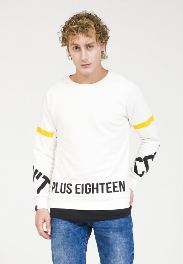 Sweatshirts - off-white