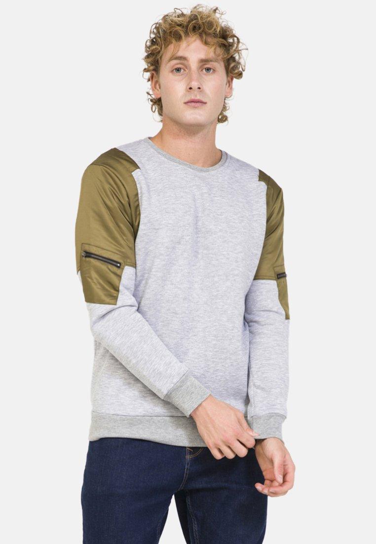 PLUS EIGHTEEN - Sweatshirt - grey