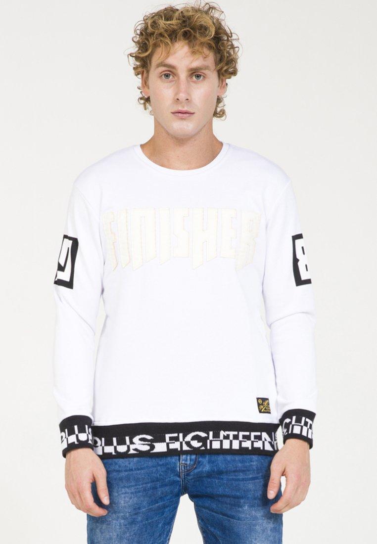 PLUS EIGHTEEN - Sweater - white