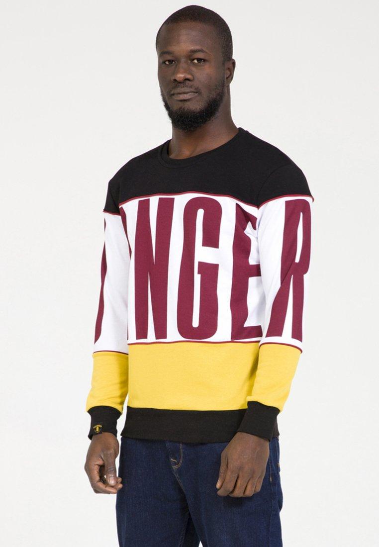 PLUS EIGHTEEN - Sweatshirt - black
