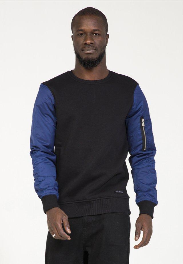 Sweatshirts - schwarz