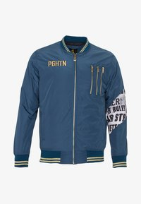 PLUS EIGHTEEN - Bomberjacke - blue - 4